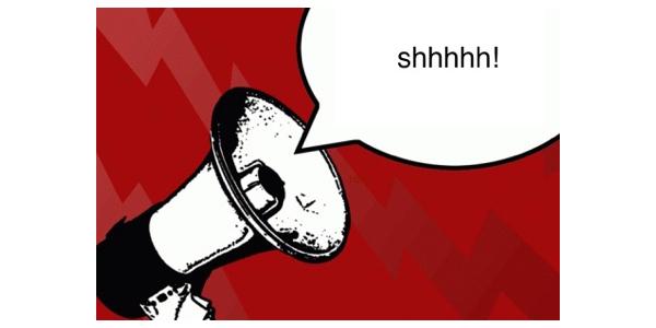 megaphone shhhh.001