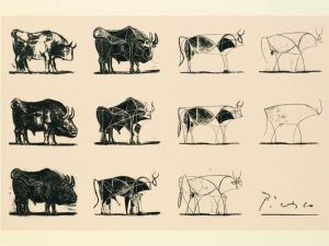 Pablo Picasso- The Bull