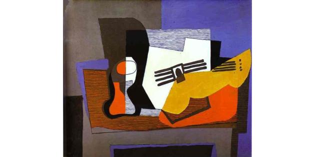 picasso- still life w: guitar.001
