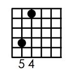 whole step 5 4