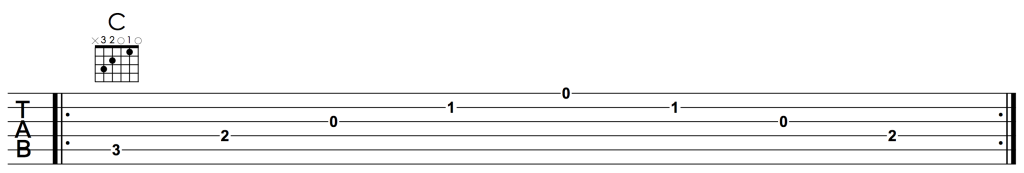 99D blog - C arpeggiation 1
