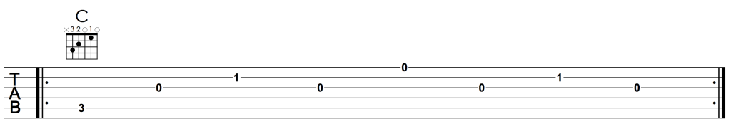 99D blog - C arpeggiation 2