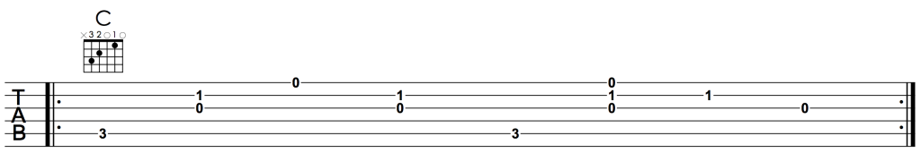 99D blog - C arpeggiation 3